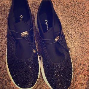 Never worn sparkle shoes